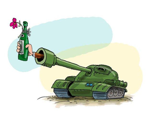 День танкиста 2017, С днем танкиста