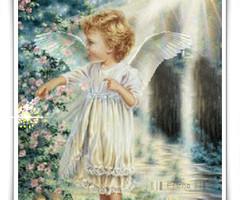 Открытка с Днём Ангела!